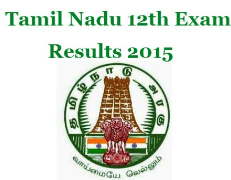 tamilnadu 12th results 2015